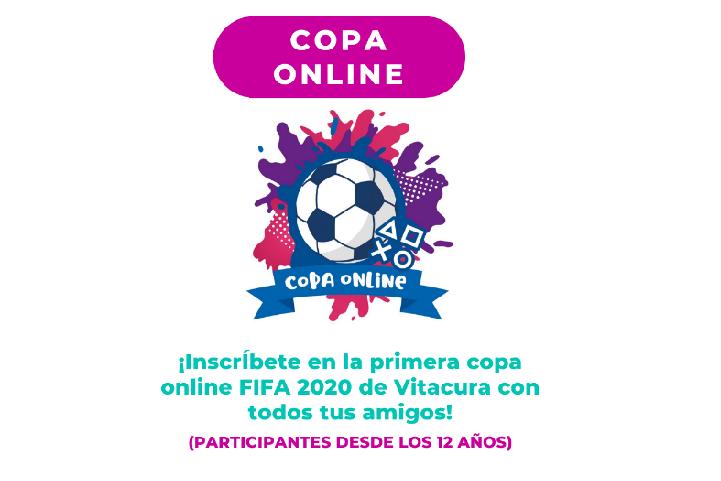 COPA ONLINE DE VITADEPORTES