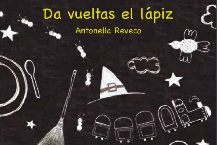 """Libro """"Da vueltas el lápiz"""""""